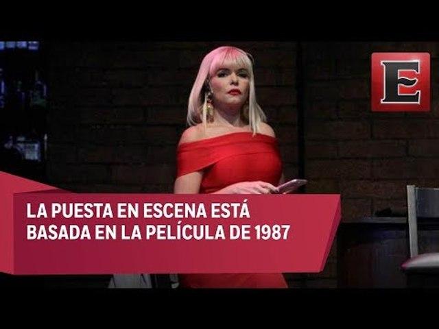Itatí Cantoral desnuda el alma y el cuerpo en 'Atracción fatal'