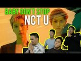 """NCT U """"BABY DON'T STOP"""" (MV Reaction)"""