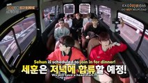 EXO's Ladder- Season 2 Episode 1 Engsub Part 1