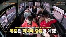 EXO's Ladder- Season 2 Episode 1 Engsub Part 1