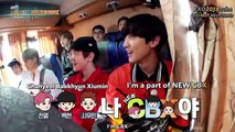 EXO's Ladder- Season 2 Episode 1 Engsub Part 2