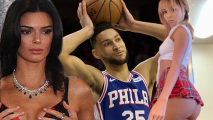 Ben Simmons CAUGHT Cheating On Kendall Jenner With IG Model Brittany Renner!