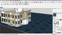 Sketchup Vray render tutorial - video dailymotion