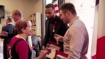 Les héros de l'attaque du Thalys sont naturalisés français
