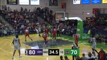 Robert Williams III (12 points) Highlights vs. Greensboro Swarm