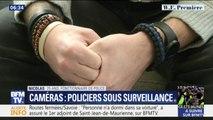 Caméras: les policiers placés sous surveillance