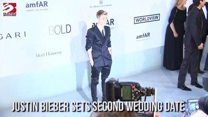 Justin and Hailey wedding
