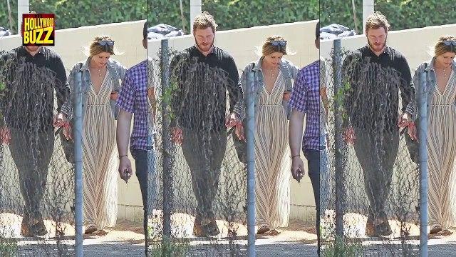 Chris Pratt Panics As Fiancee Katherine Schwarzenegger Picks Chris Evans Over Him