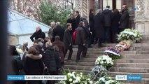 Obsèques et hommages émouvants à Michel Legrand