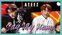 [HOT] ATEEZ - Say My Name ,에이티즈 - Say My Name Show Music core 20190202
