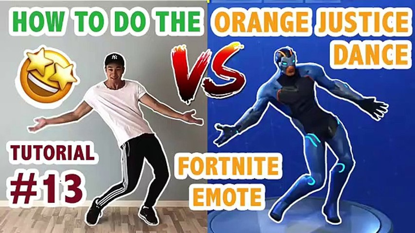 For Our dancers around the world - here are some new moves! Its Fortnite tastic!