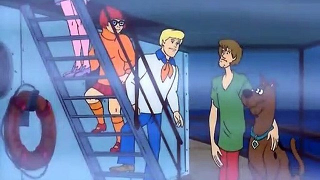 The Scooby Doo S  S01 E13 Scooby Doo Where s the Crew