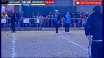32e Coupe de France Arlanc vs Loubeyrat : Individuel SUCHAUD vs DAUPHANT