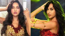 Nora Fatehi stes the stage on fire at Remo D'souza's  Dance plus 4 Grand Finale | FilmiBeat