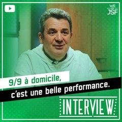 Interview : le point de mi-saison de Pascal Donnadieu