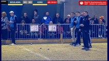 32e Coupe de France Arlanc vs Loubeyrat : Doublette BEULAMA/CHAPELAND vs GIRE/DAUPHANT