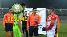 Paris FC - US Orléans (0-0)  - Résumé - (PFC-USO) / 2018-19