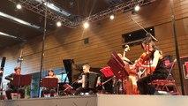 L'accordéon et le quatuor