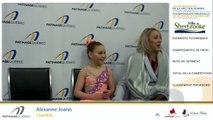 Championnats B de la section Québec - Patinage Canada 2019 / Juvénile moins de 14 ans Dames Finale_Pré-Juvénile B Danses sur tracé_Pré-Juvénile A Danses sur tracé