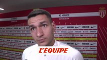 Rony Lopes «C'était important» - Foot - L1 - ASM