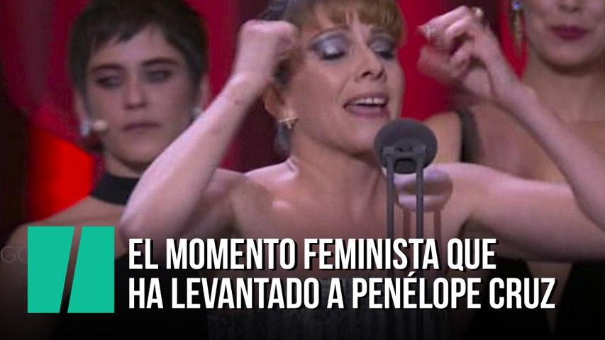 El momento feminista de Eva Llorach que ha levantado a Penélope Cruz