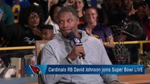 David Johnson explains what Patrick Mahomes told him about Kliff Kingsbury