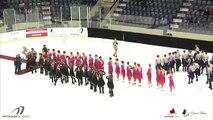 Championnats régionaux de patinage synchronisé 2019 / Adulte PSY III
