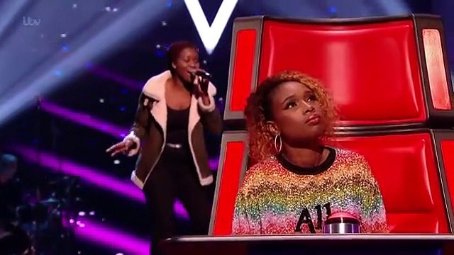 Equip To Overcome's 'Blinded By Your Grace Pt.2'   Blind Auditions   The Voice UK 2019
