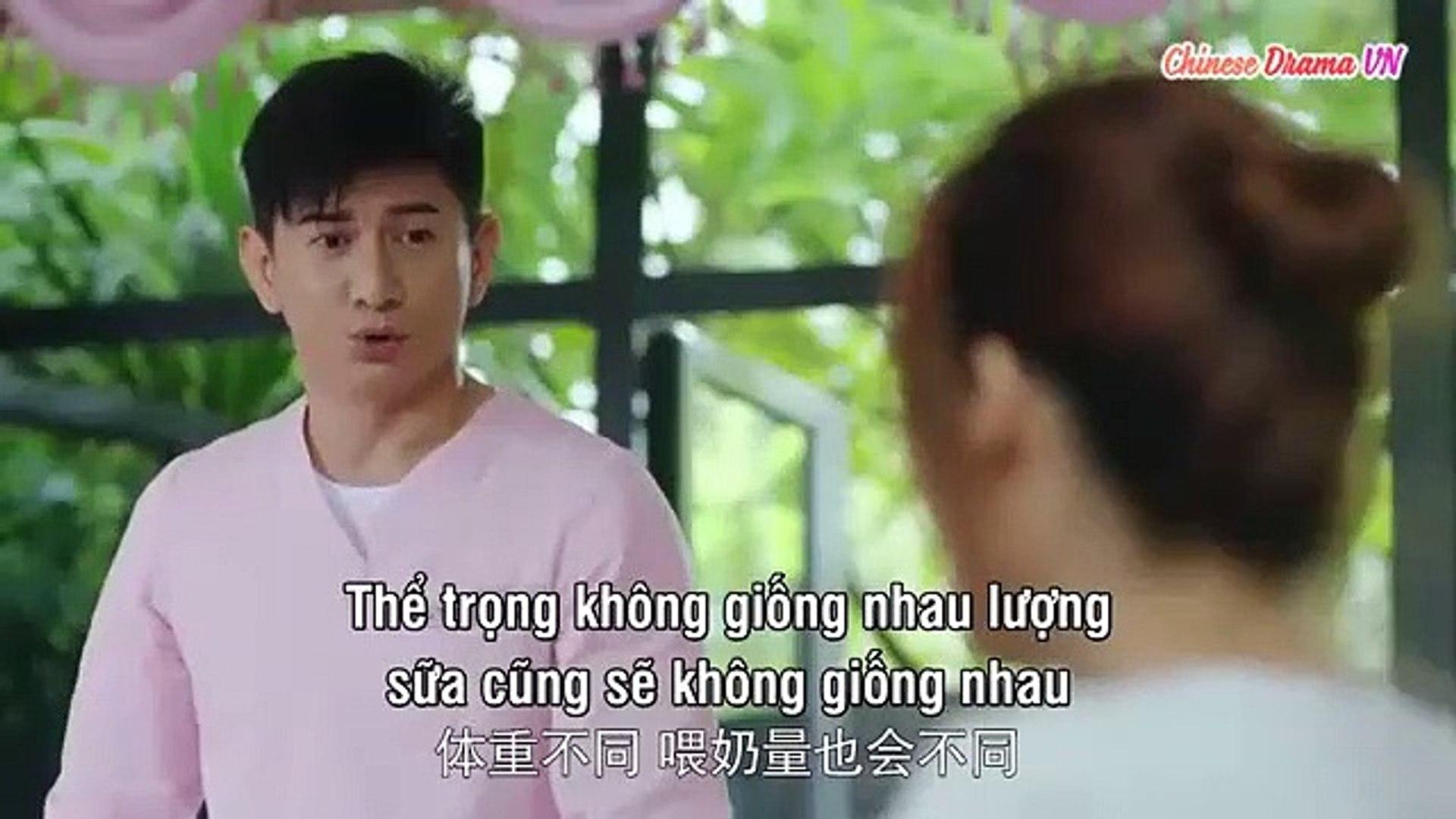 Anh Chàng Bảo Mẫu Tập 24 - Phim Trung Quốc Lồng Tiếng HTV7 - Phim Anh Chang Bao Mau Tap 24