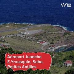 Les sept plus petits aéroports du monde