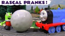 Rascal Funlings Pranks Thomas and Friends in this Family Friendly Story for kids, however becomes the hero by stopping Tom Moss - A kids story Full Episode English with Thomas the Tank Engine and Funny Funlings