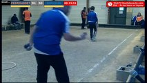 32e Coupe de France Pont-de-Vaux VS Nyons : Doublette PERROUSSET vs DOUCHIN