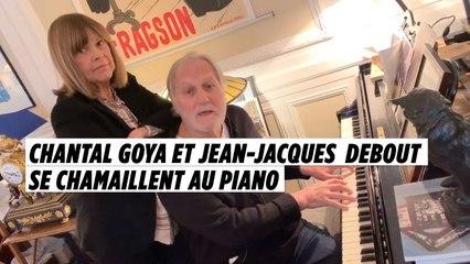 nouveau style meilleure sélection de 2019 60% de réduction Chantal Goya et Jean-Jacques Debout, une vie de fou - Le ...