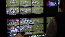 Super Bowl: Behind the scenes of instant replays
