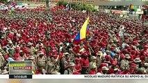 Finaliza jornada de marchas en Venezuela con total normalidad