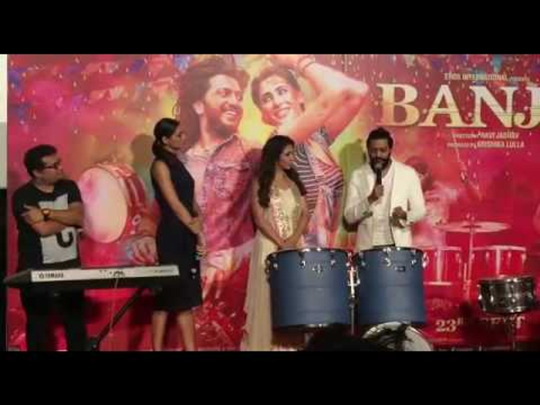 Riteish on Banjo vs Rockstar - I am a big Ranbir Kapoor fan | Ritesh Deshmukh Movie | Bollywood 2016