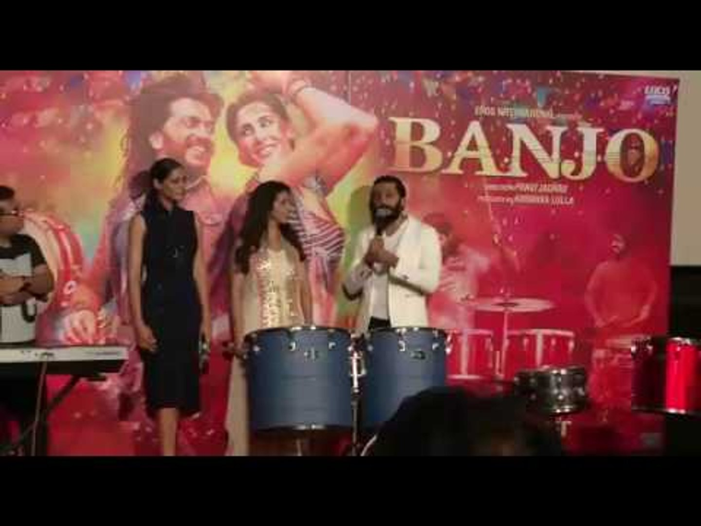 A grateful Riteish shares intimate details about his character in Banjo | New Movie Trailer 2016