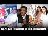 Bollywood celebs to celebrate Ganesh chaturthi | shraddha | vivek | govinda | neil | Latest News