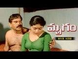 HOT SCENE Malayalam Hot Movie Mrugaya (Mrigaya) 1989 | Mammootty | Malayalam Movie Scene