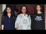 Alia Bhatt Spotted At Hakkasan With Her Mom Soni Razdan For Dinner
