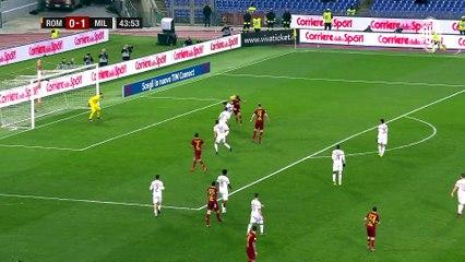 Piatek colpisce, Zaniolo risponde: è 1-1