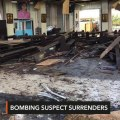 'Main suspect' in Jolo Cathedral bombing surrenders