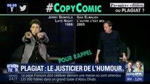 Inspiration ou plagiat? La chaîne YouTube CopyComic épingle des humoristes, à l'instar de Gad Elmaleh
