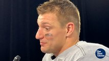 Gronk Gushes About MVP Julian Edelman After Super Bowl LIII