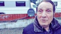 Gérard van  Nieuwkerke voudrait que la Ville aide les gens du voyage