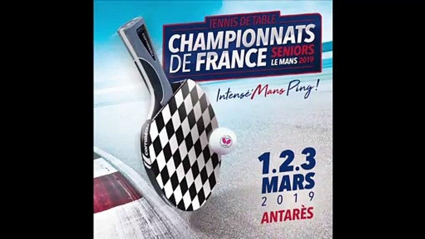 Table 2 - Championnats de France 2019