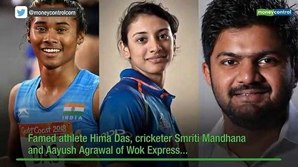 Hima Das, Smriti Mandhana in Forbes India's 30 Under 30, here are others who made the list