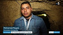 Égypte : des dizaines de momies découvertes