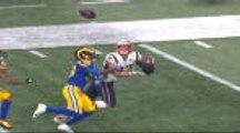 Gronkowski's brilliant catch sets up Patriots touchdown