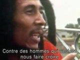 Bob Marley parle de l'Herbe